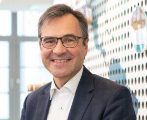 Georg Schürmann, Beiratsmitglied Sustainbale Finance der Bundesregierung und Geschäftsleiter Triodos Bank