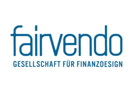 Logo fairvendo – Gesellschaft für Finanzdesign mbH