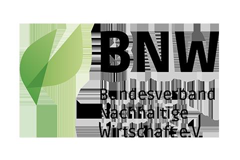 Logo Bundesverband nachhaltige Wirtschaft e.V.